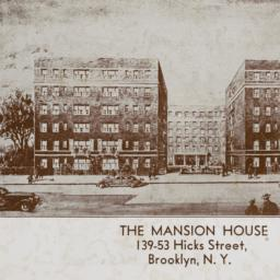 The     Mansion House, 139-...