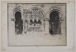 The     Founders Tomb, Church of Saint Bartholomew the Great