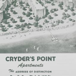Cryder's Point Apartments, ...