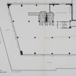 1460 Broadway, Penthouse Plan