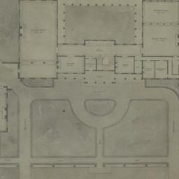 Ground Plan of Residence fo...
