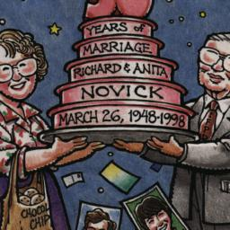 50 Years of Marriage Richar...
