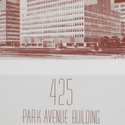 425 Park Avenue, 16th & 17t...