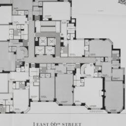 1 E. 66 Street, 3rd Floor Plan