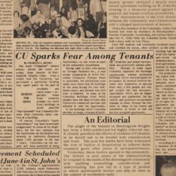 Columbia Daily Spectator, 5...