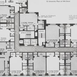 200 W. 16 Street, Plan Of A...