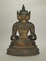 Vairocana Adibuddha, Back