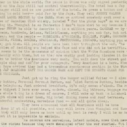 12 September 1945 letter to...