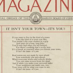 Harlem Magazine : Vol. 3. N...