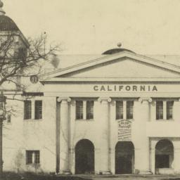 California State Building. ...