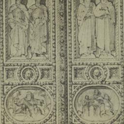 Vanderbilt doors. [St. Bart...