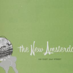The     New Amsterdam, 320 ...
