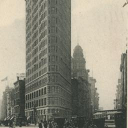 Flatiron Building, N.Y. City