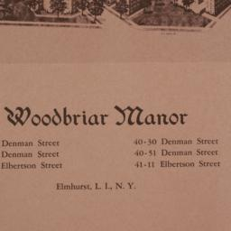 Woodbriar Manor