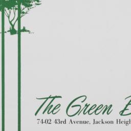 The     Green Briar, 74-02 ...
