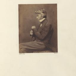 Thomas Carlyle in Left Prof...
