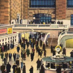 Interior Grand Central Stat...