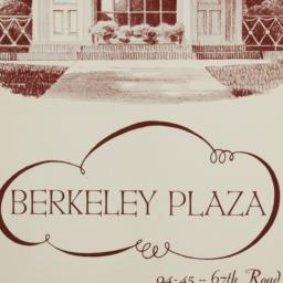 Berkeley Plaza, 94-45 67 Road