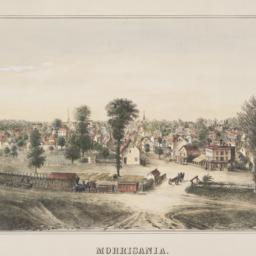 Morrisania (village) 1861
