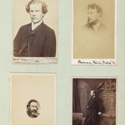Four Images: Franz Müller, ...