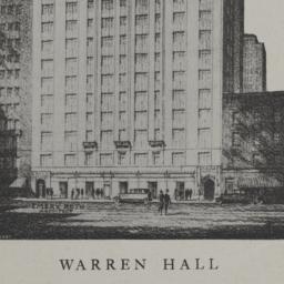 Warren Hall, 166 Second Avenue