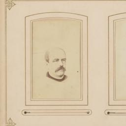Photoengravings of Male Hea...