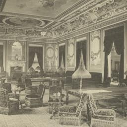 The     South Lounging-room...