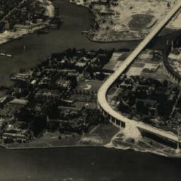 Aerial View of Triboro Brid...