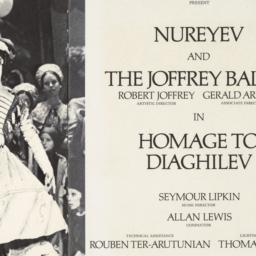 Nureyev and the Joffrey Bal...