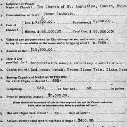 Carnegie Church Organs, Aus...