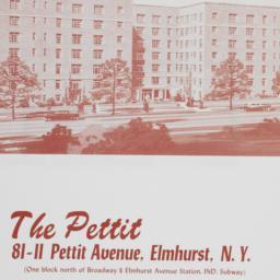 The     Pettit, 81-11 Petti...