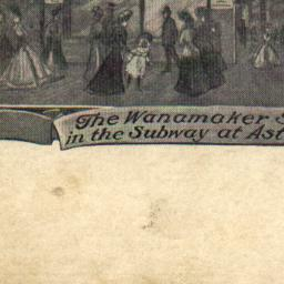 The     Wanamaker Station i...