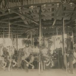 Carousel, W. F. Mangels Co.