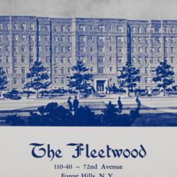 The     Fleetwood, 110-40 7...