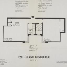 1695 Grand Concourse, [apar...
