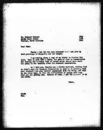Letter from Gunnar Myrdal to Richard Sterner, July 17, 1941