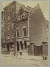 17th Street - R. & O. Goelet, New York. [Goelet Brothers Offices]