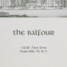 The     Balfour, 112-20 72 Dr.