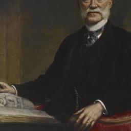 Portrait of William Colford...