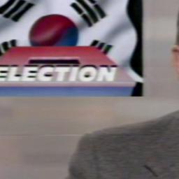 1) 1987 Korea Presidential ...