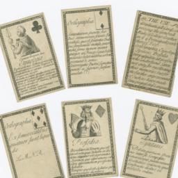Gramaticall Cards, Comprisi...
