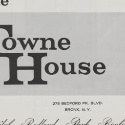 The     Towne House, 278 Be...