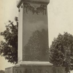 Whitney Monument