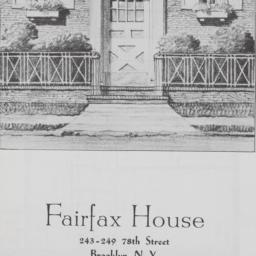 Fairfax House, 243-249 78 S...