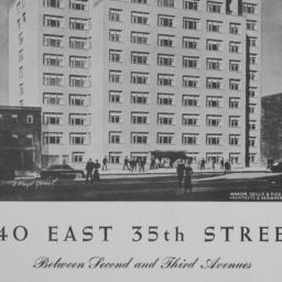 240 East 35th Street