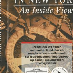 Inclusion in New York: an I...
