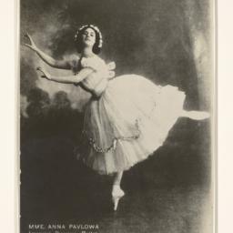 Mme. Anna Pavlowa, Imperial...