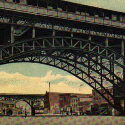 Manhattan Viaduct New York