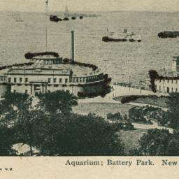 Aquarium; Battery Park. New...