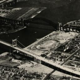 Aerial View of the Triboro ...